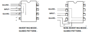 Guard Trace in Printed Circuit Board Layout surround
