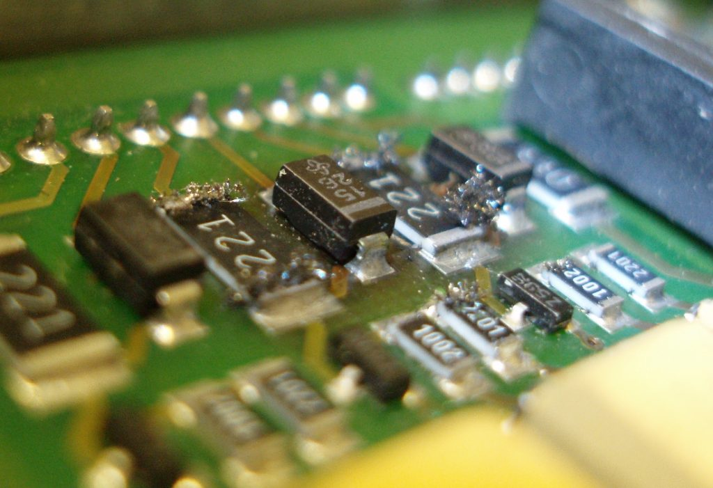 PCB Board Layer Composition include silkscreen and solder